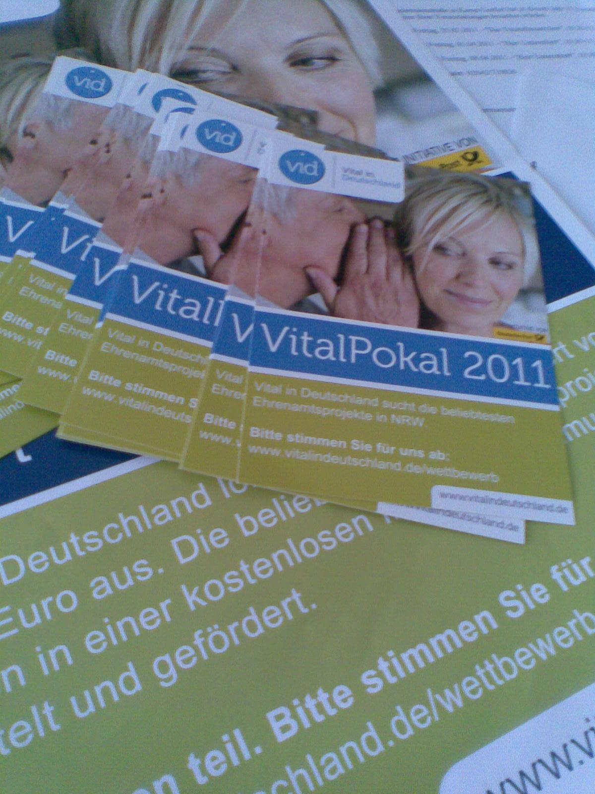 Vital in Deutschland Abstimmung