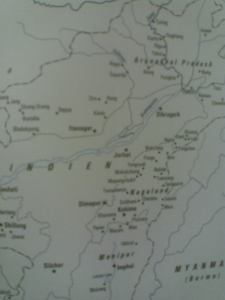 Indien in: Readers Digest  Weltatlas 2007