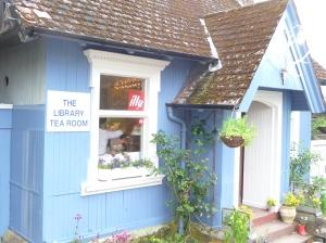Balquhidder Library and Tea Room
