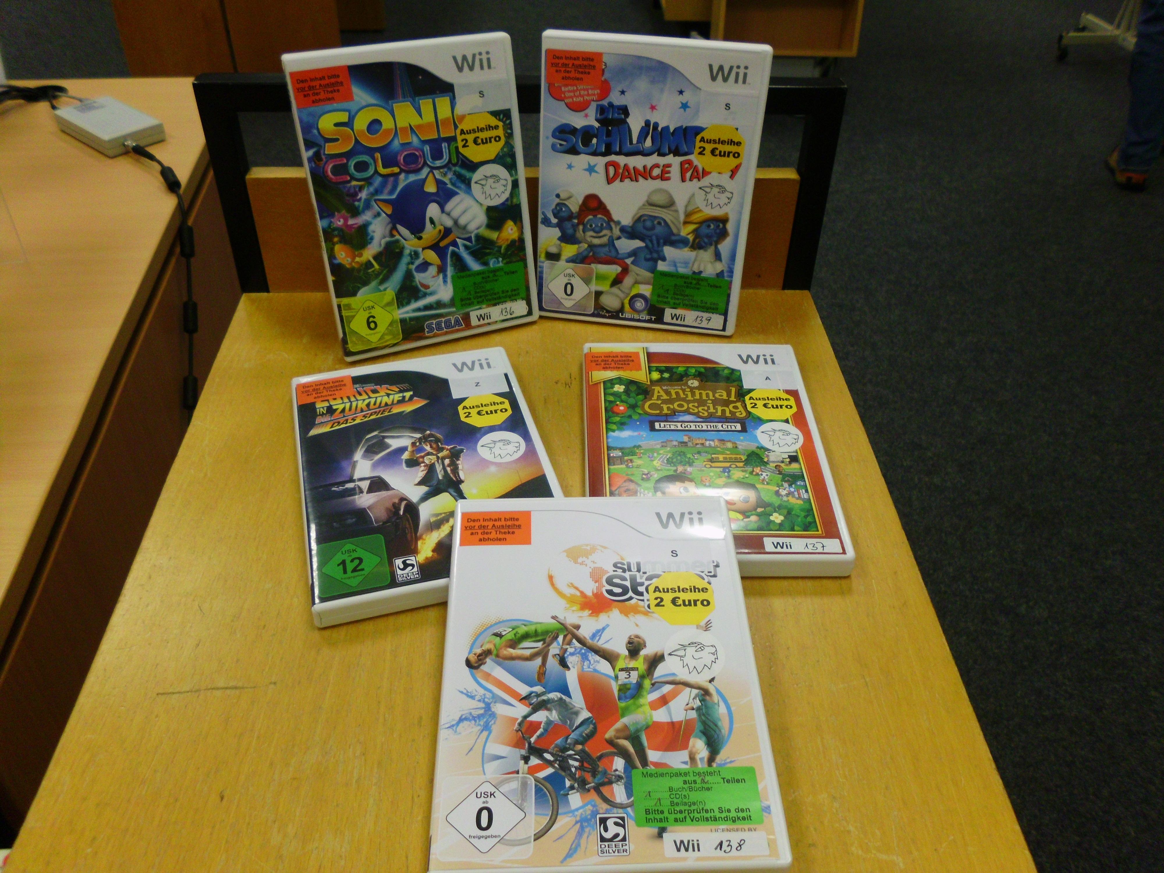 Neue Wii 13.06.2012