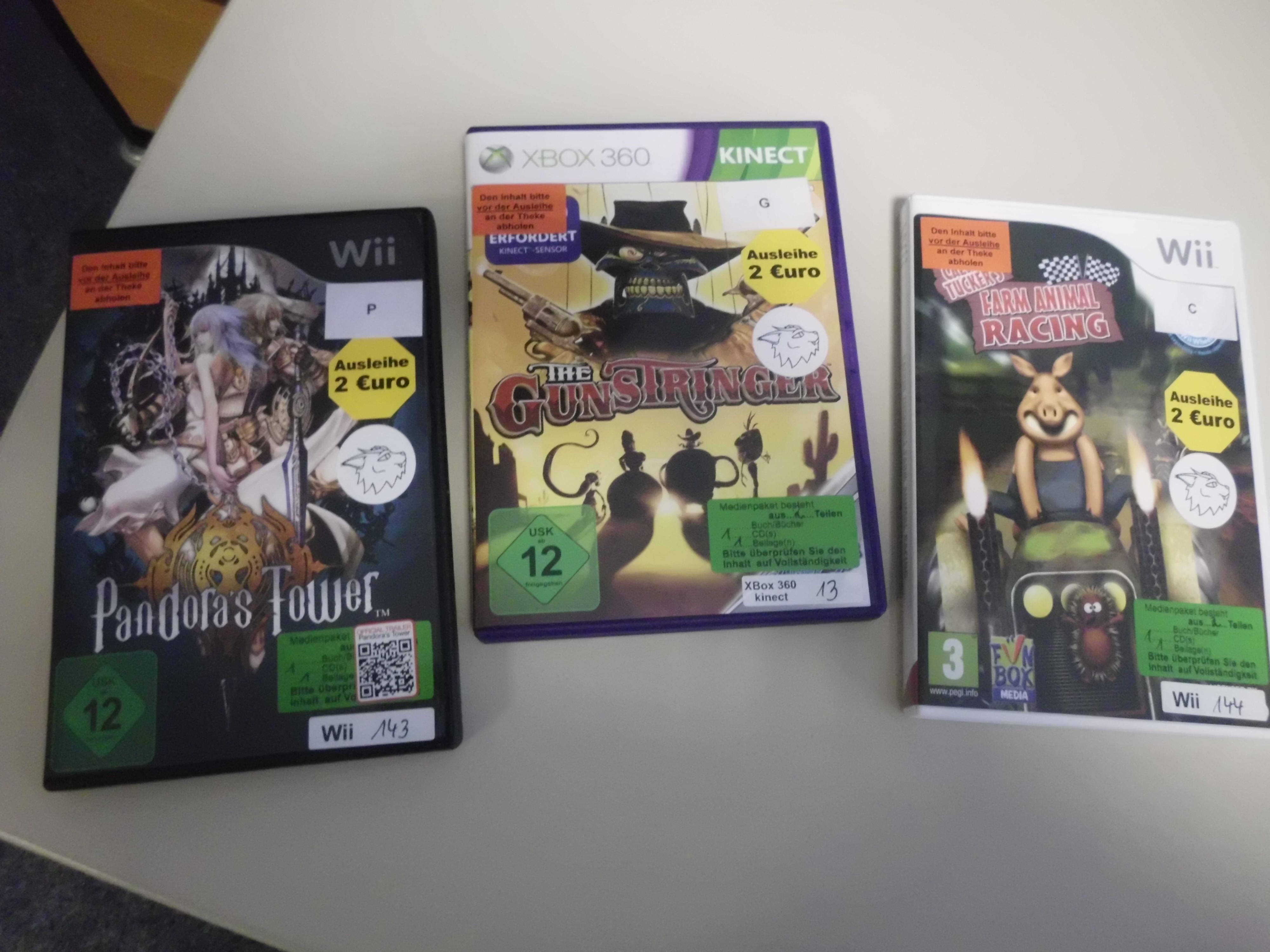 Neue Wii 17.07.2012