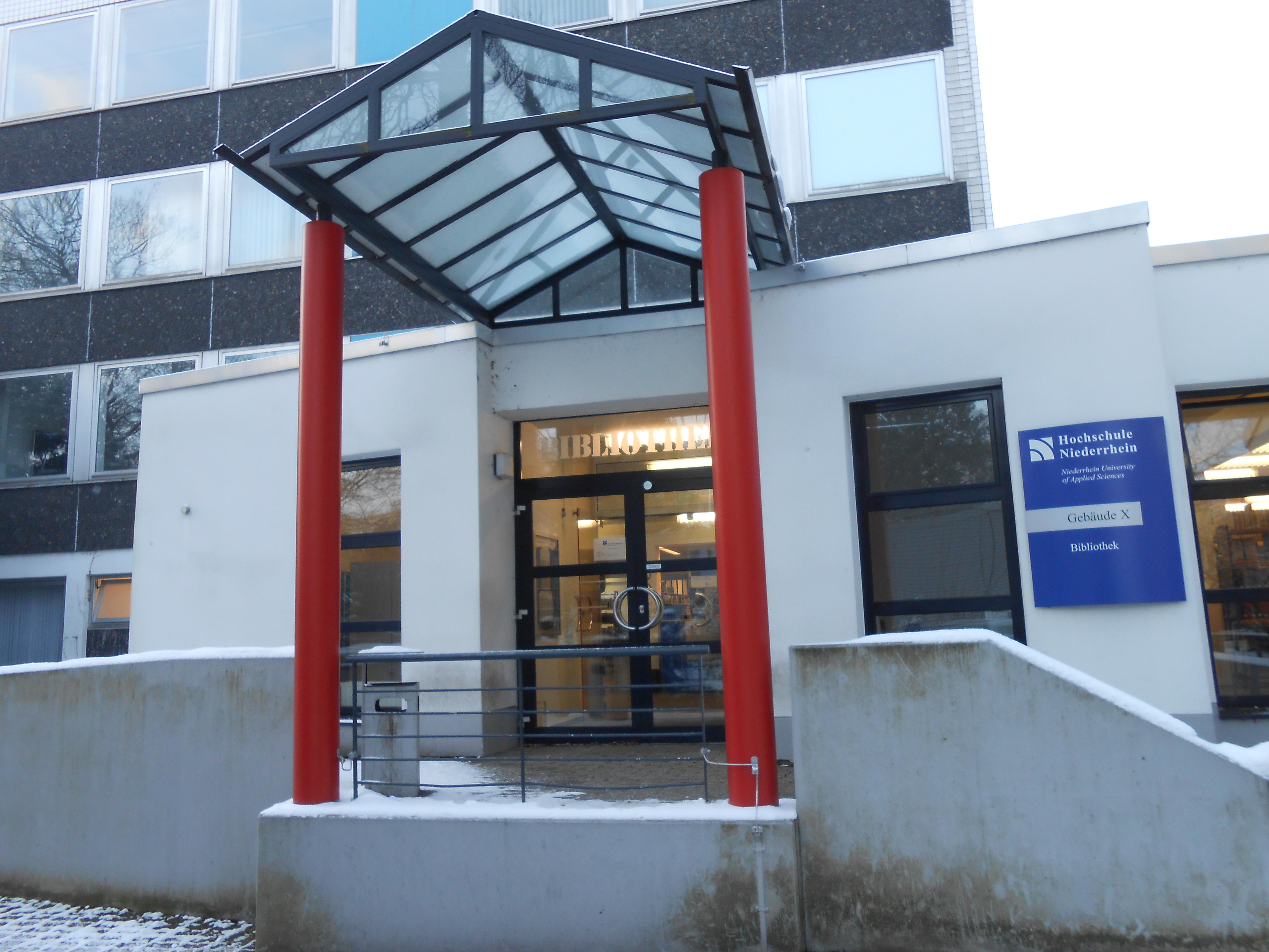 Hochschulbibliothek Niederrhein