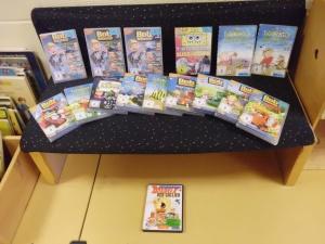 Neue K-DVDs
