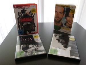 Neue DVDs
