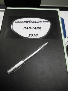 Wunschbuch